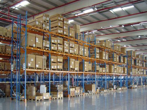 Mezzanine Floor Industrial