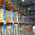 Drive-in Pallet Racking System