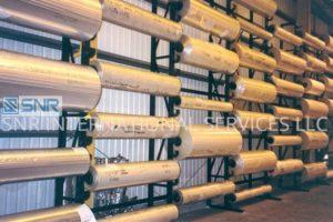 igeon Hole Racking –Carpet Storage